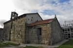 Iglesia de Santa Mariña de Maroñas, Mazaricos